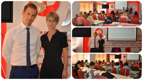 """30 августа 2016 года состоялся семинар на тему: """"Анализ актуальных изменений в налоговом законодательстве - первое полугодие 2016 года"""""""