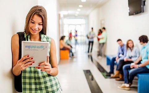 Сотрудничество PSP Audit с высшими учебными заведениями