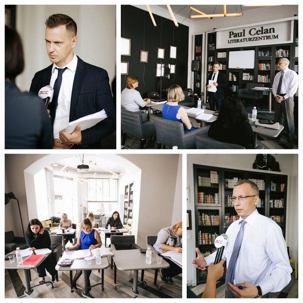 Запуск курса изучения МСФО в Черновцах по программе Международной ассоциации бухгалтеров