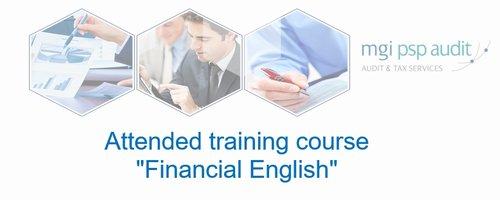 """Тренинговый центр группы компаний PSP Audit поздравляет выпускников с успешным окончанием обучения по программе """"Финансовый английский"""""""