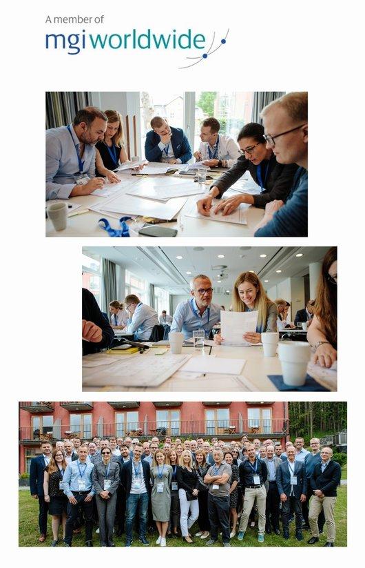 Зустріч європейського регіону MGI Worldwide у Швеції, 13-15 червня