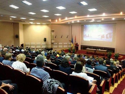 """25 вересня 2019 року проведена міжнародна конференція """"Актуальні питання розвитку аудиту: сучасний підхід до контролю якості"""""""