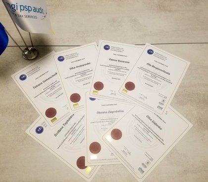 В Украине увеличилось количество дипломированных специалистов по международной программе IAB