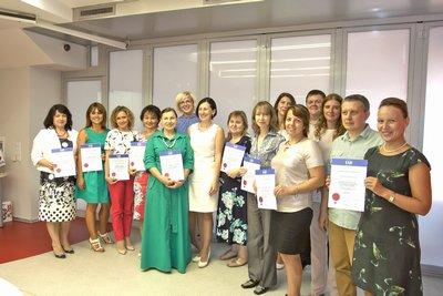 Впервые в Украине выдали дипломы Международной ассоциации бухгалтеров