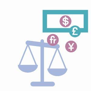 Отражение курсовых разниц по обязательствам учредителей
